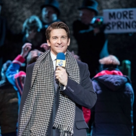 Andy Karl in Groundhog Day
