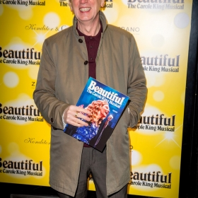 Beautiful 2nd birthday (9 Feb 2017): Frank Skinner. © Craig Sugden