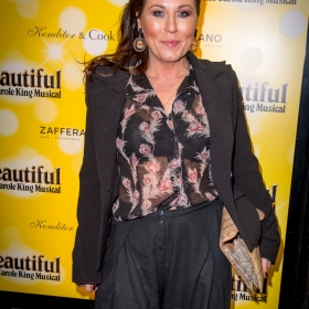 Beautiful 2nd birthday (9 Feb 2017): Jessie Wallace. © Craig Sugden
