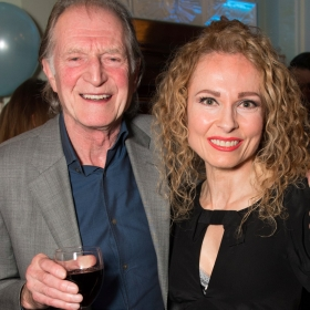 Beautiful 2nd birthday (9 Feb 2017): David Bradley & Barbara Drennan. © Craig Sugden