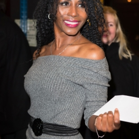 Beautiful 2nd birthday (9 Feb 2017): Sinitta. © Craig Sugden