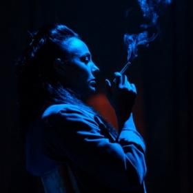 Victoria Hamilton-Barritt in Murder Ballad