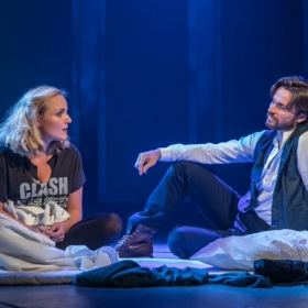 Kerry Ellis & Norman Bowman in Murder Ballad