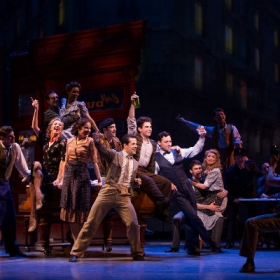 New York production. © Matthew Murphy
