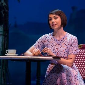 Leanne Cope in New York production. © Matthew Murphy