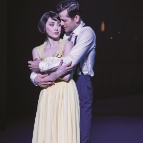 Leanne Cope & Robert Fairchild in An American in Paris at London's Dominion Theatre. © Johan Persson