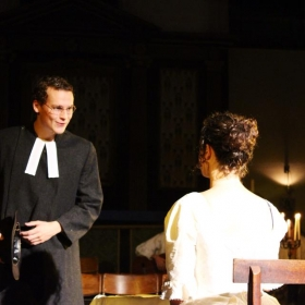 'Muscovado By Matilda Ibini (Winner of the Alfred Fagon Audiance Award) (2014) James G. Nunn as 'Parson Lucy'