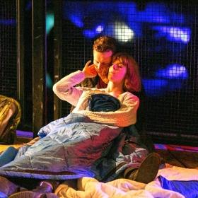 'Romeo & Juliet' By William Shakspeare, Rose Playhouse, London (2016) James G. Nunn as 'Romeo'