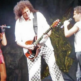 WWRY Brian May