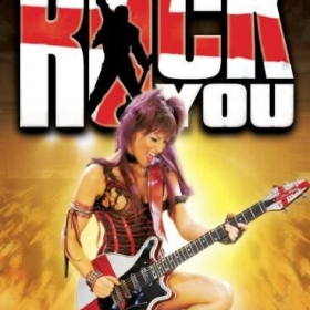 Rock you poster