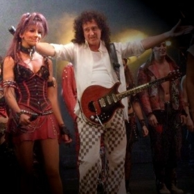 WWRY with Brian May