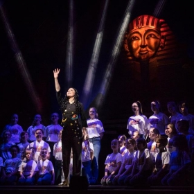 Narrator in Joseph and the Amazing Technicolour Dreamcoat