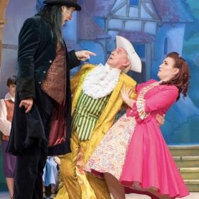 Princess Kate in 'Jack & the Beanstalk' (Cambridge Arts Theatre)