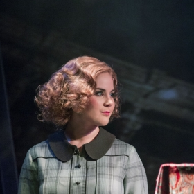 Natasha J Barnes as Emma in Funny Girl. © Johan Persson