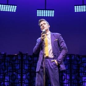 Link Larkin in Hairspray UK Tour