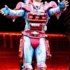 Electra in Starlight Express