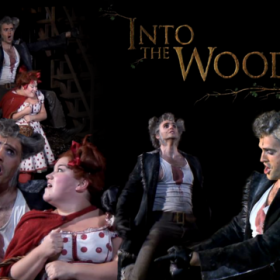 Michael Xavier as The Wolf in Into The Woods (Open Air Theatre)