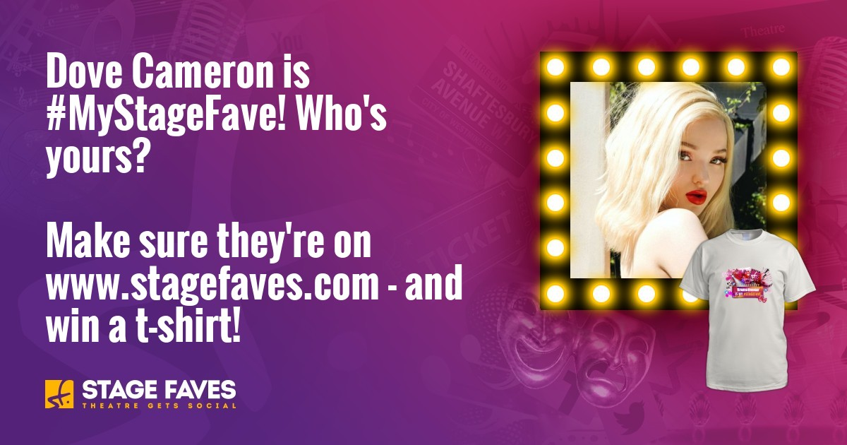 Dove Cameron | Performers | Stage Faves
