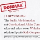 Committee...A New Musical