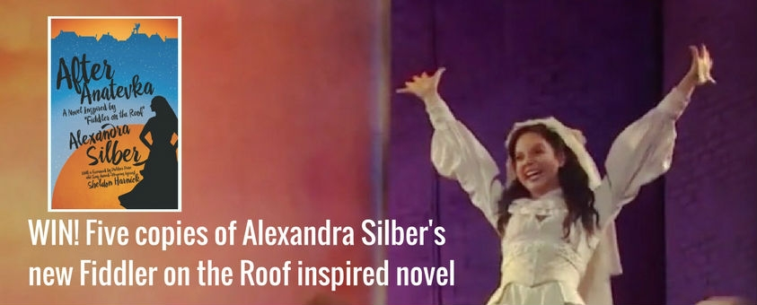 Win Alexandra Silber's debut novel