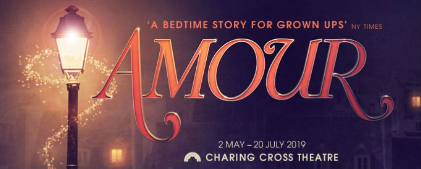 Win tickets to Michel Legrand's Amour