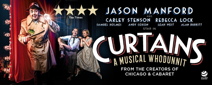Win tickets to Curtains in the West End
