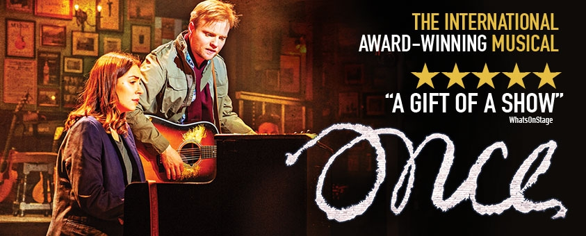 Win tickets to Once's first major UK tour