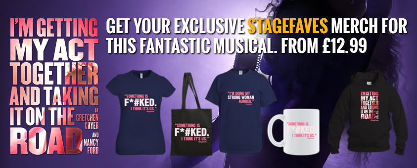 Exclusive Off-West End show merchandise