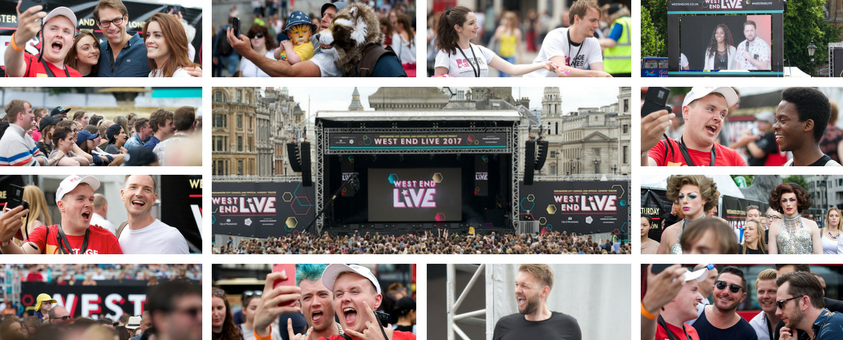 The best of #WestEndLive 2017